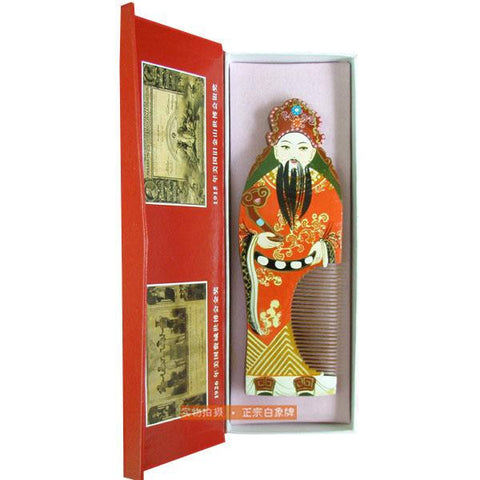 The God of Wealth ChangZhou Comb