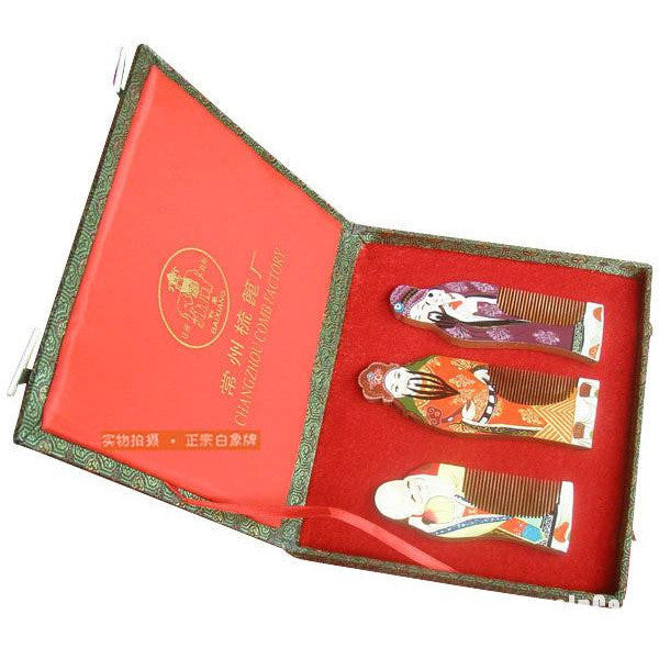 ChangZhou Comb Suite Longevity Luck and Wealth - cultureincart.com