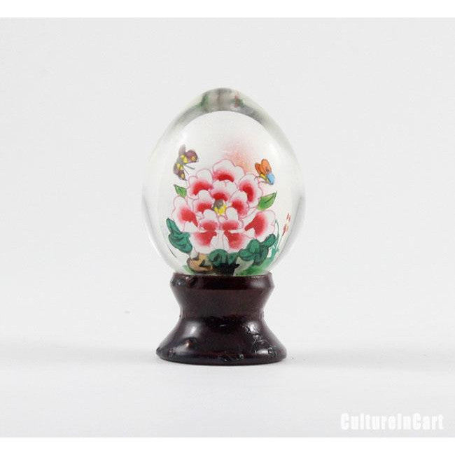 Samll Chinese Zodiac Rooster Snuff Bottle