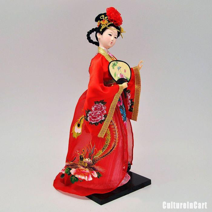 Silk Figure Four Beauties YangGuiFei