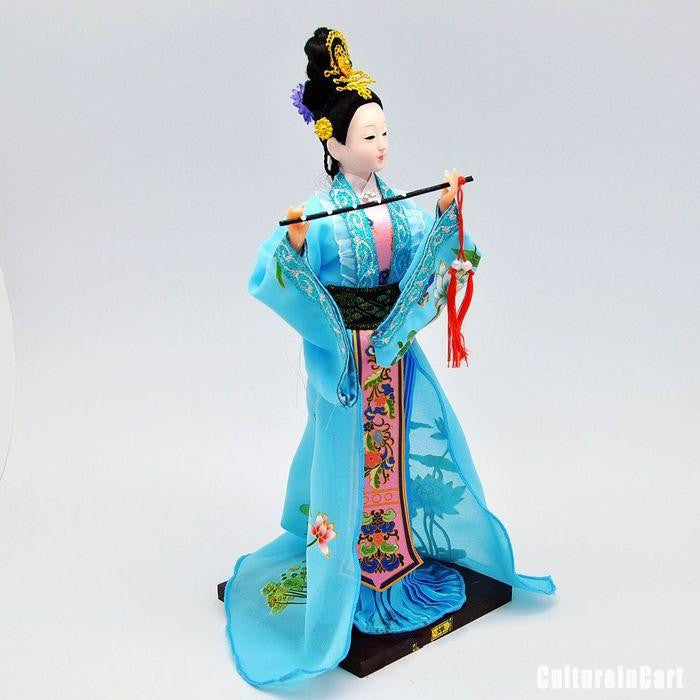 Silk Figure Four Beauties DiaoCan