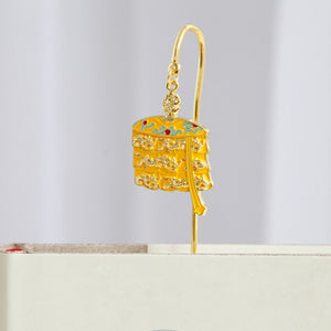 Emperor's Umbrella-shaped Bookmark - cultureincart.com