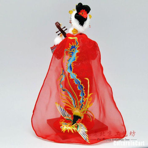 Silk Figure Four Beauties WangZhaoJun