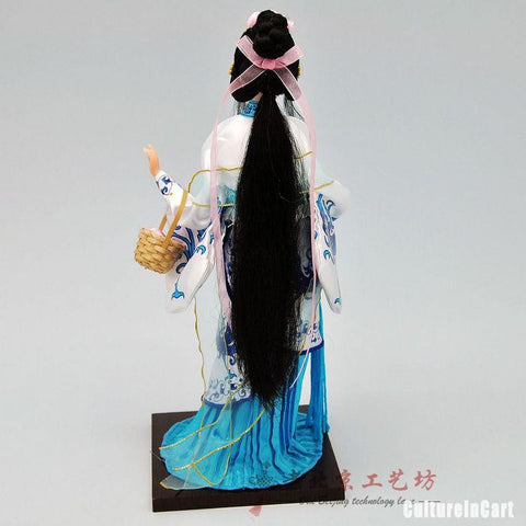 Silk Figure Four Beauties XiShi