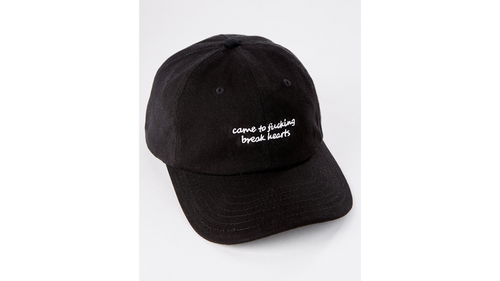 Came to Fucking Break Hearts Dad Hat