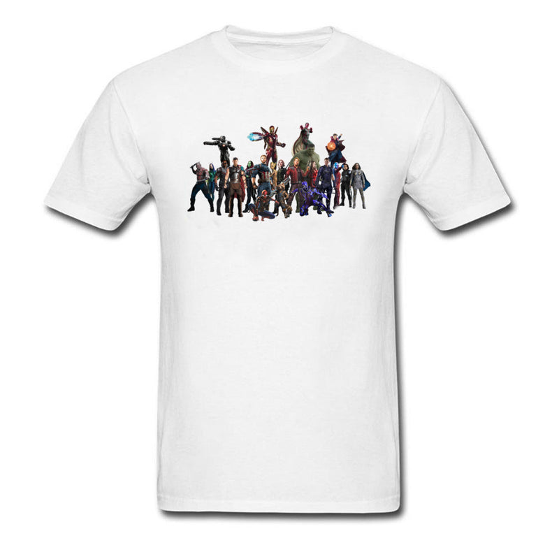 Avengers Infinity War Group Shirt