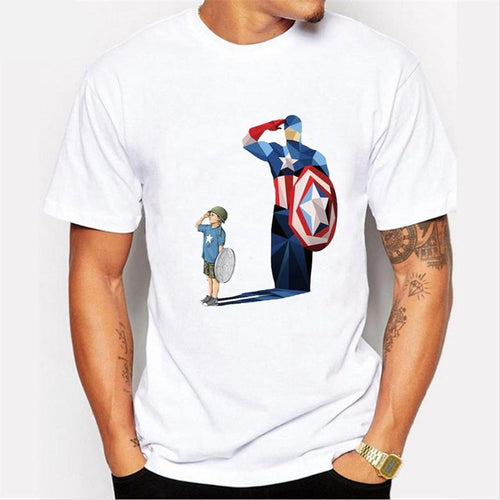 Dream Captain America Shirt