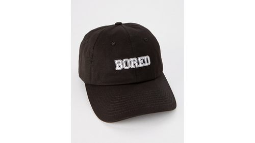 Bored Dad Hat
