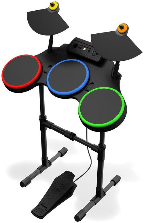 Activision Wireless Drum Kit Set for Guitar Hero World Tour, Band Hero