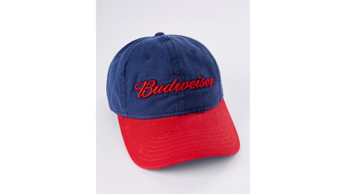 Budweiser Dad Hat