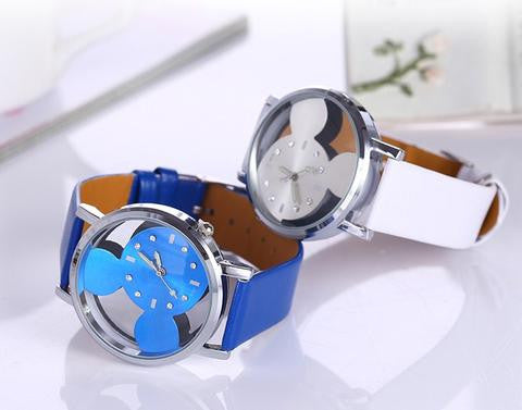 Mickey quartz watches