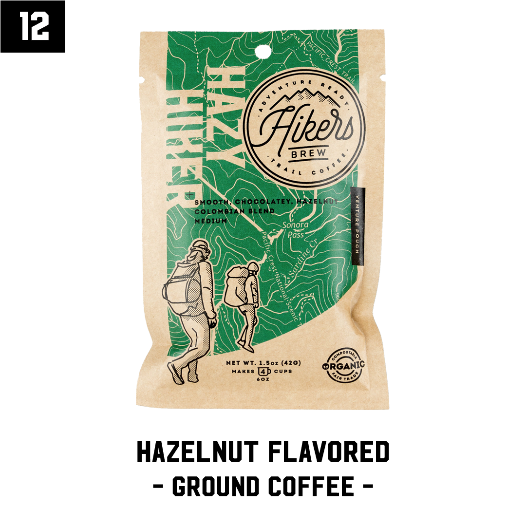 Hazy Hiker - (12 Pack)