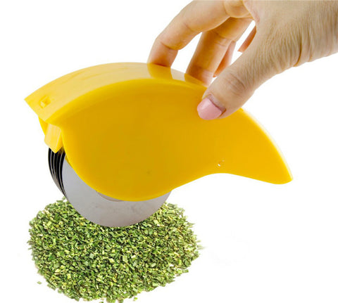 Hand Held Rolling Herb Mincer