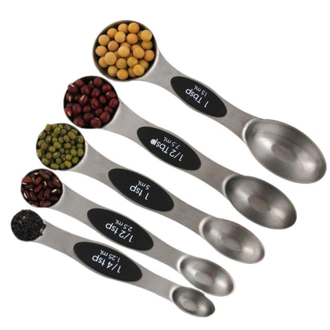 Magnetic Measuring Spoon Set