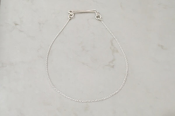 Chain necklace - tiny link