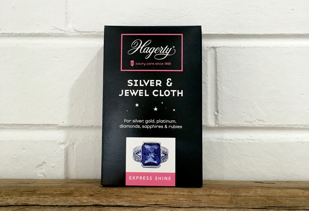 JEWLLERY CARE  - SILVER AND JEWEL CLOTH