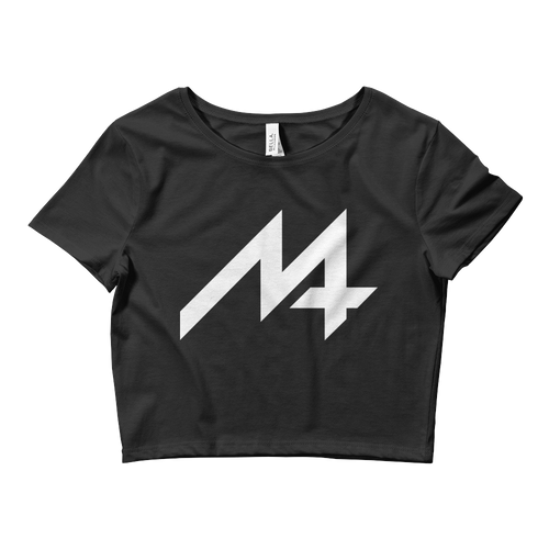 M4 Womens Crop Top