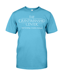 The Grantsmanship Center Logo T-Shirt