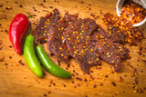 Beef Jerky, Hot Pepper