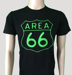Area 66 Logo T-Shirt