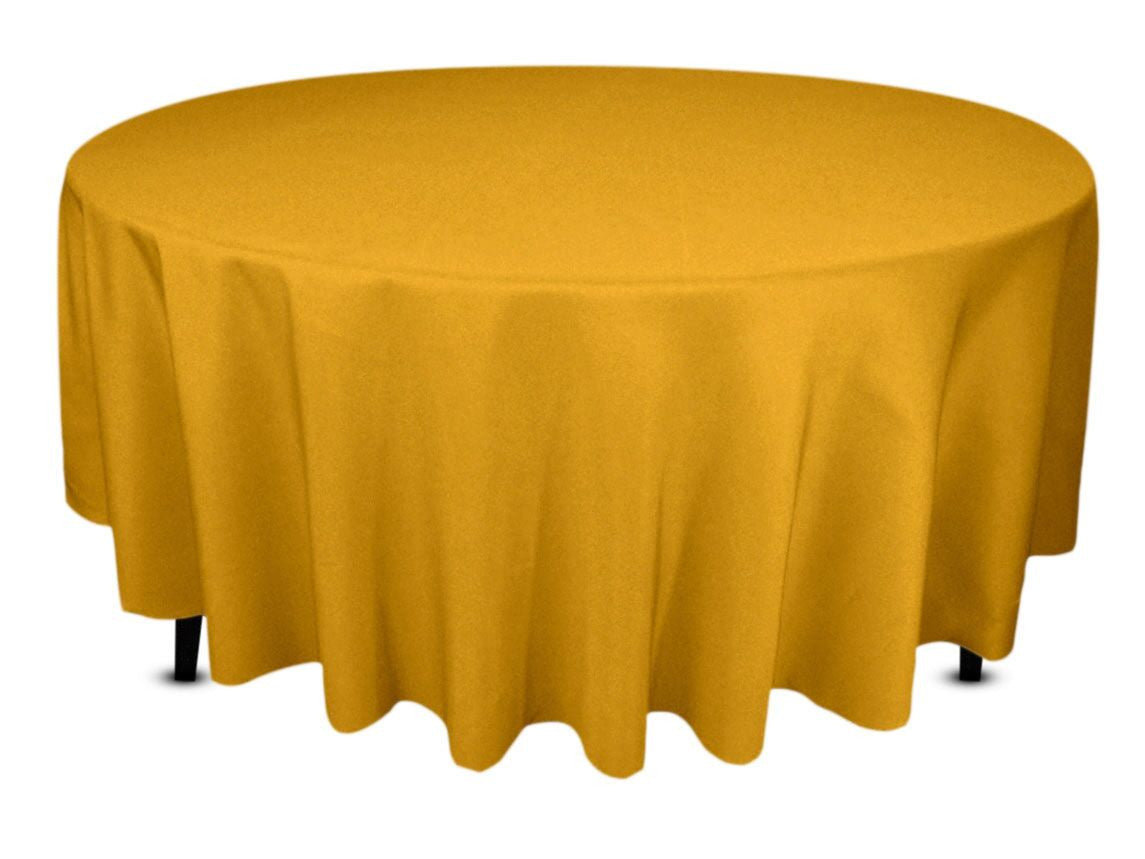 ... 108u0027u0027 Round Tablecloth ...