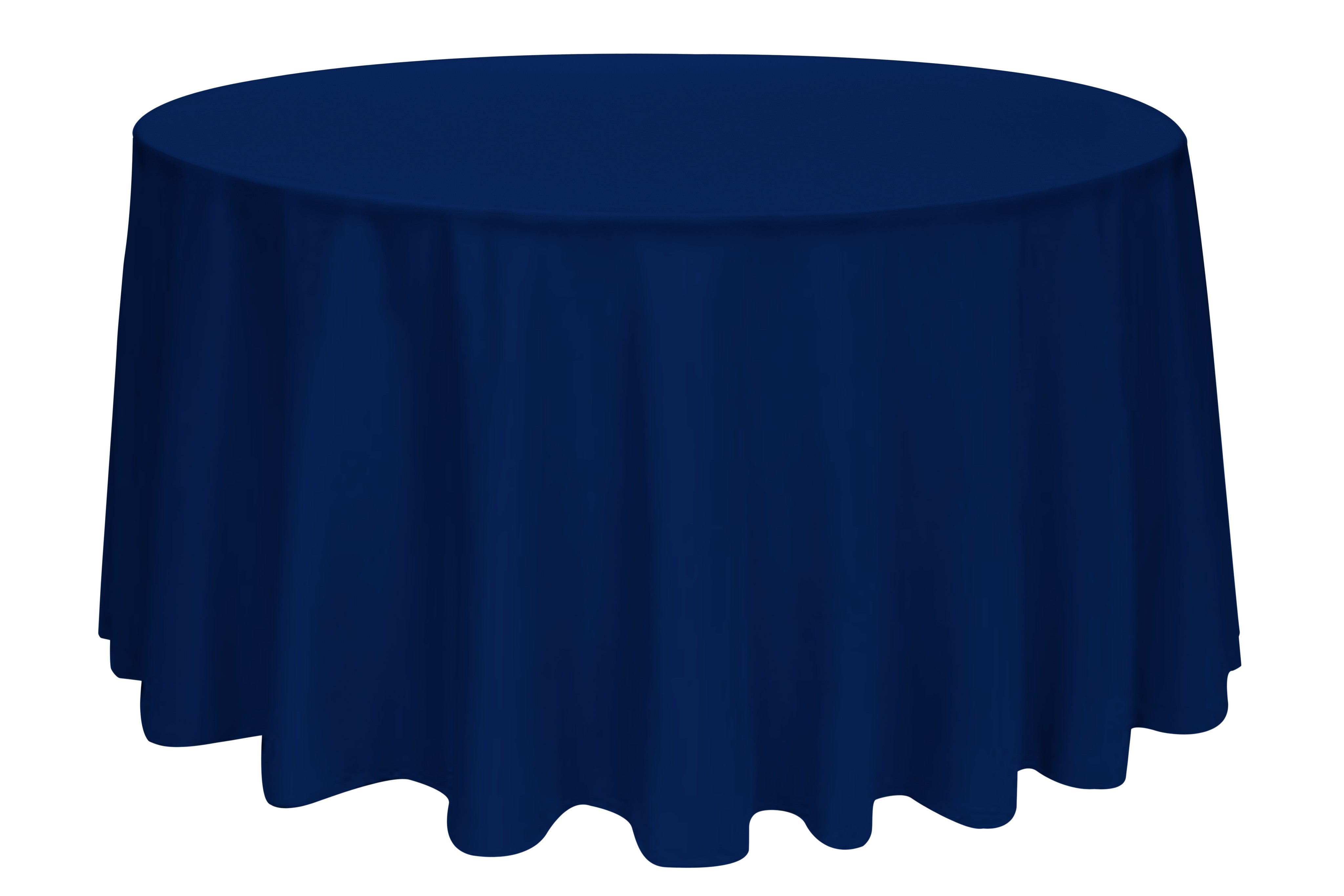 132'' round tablecloth - Valleytablecloth