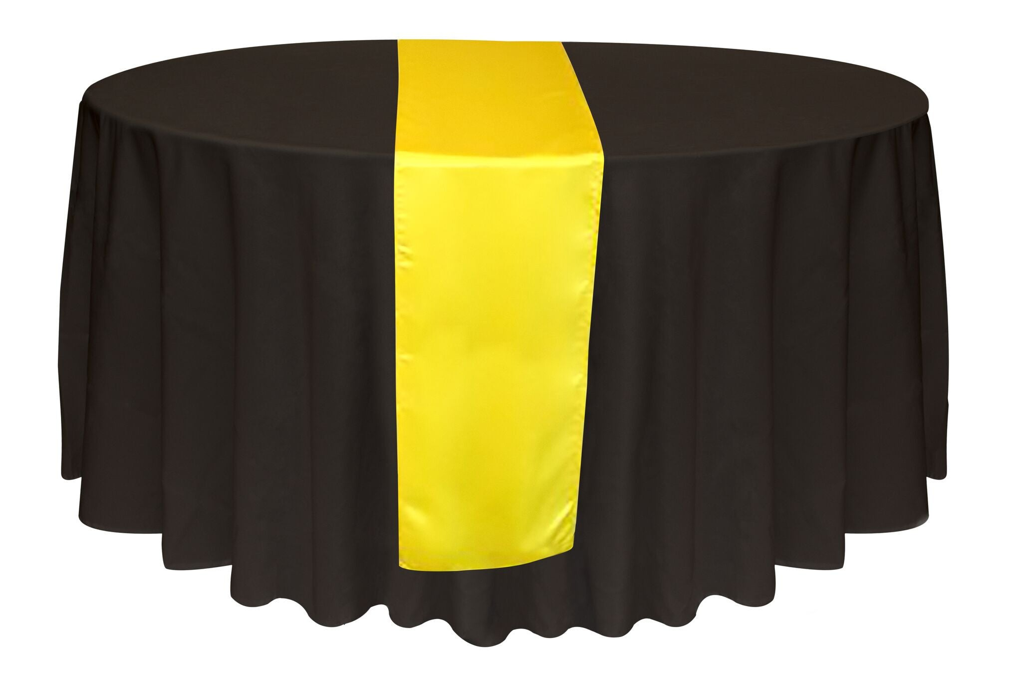 ... 12u0027u0027 X 108u0027u0027 Satin Table Runner ...