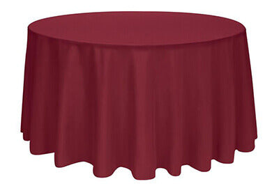 Round Tablecloths