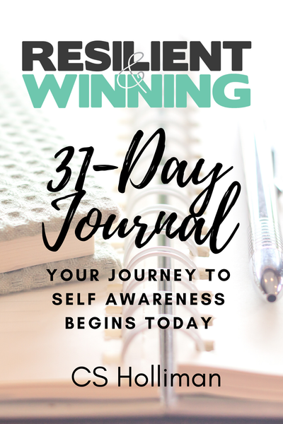 Resilient & Winning 31-Day Journal