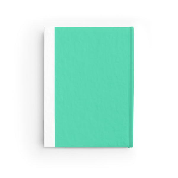 Teal R&W Journal - Ruled Line