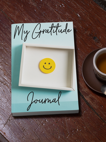 Gratitude Journal-Coil-Bound