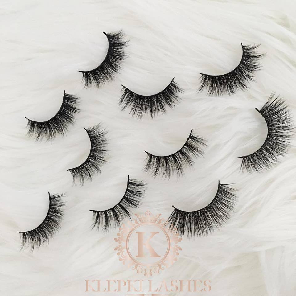 Klepki Lashes Launch!