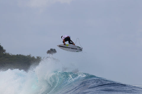 Rhys Smith Surfyogis Gravity Defying