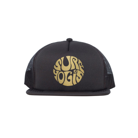 Surfyogis Brown Trucker Hat