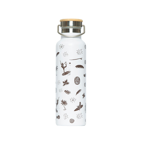 Limited Edition Insulated Water Bottle Featuring Art From Stuart Smythe