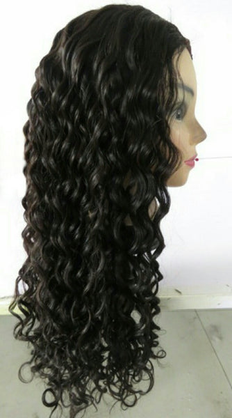 Full Lace Wig Puerto Rican Curl 18 Lavish Amp Luxury