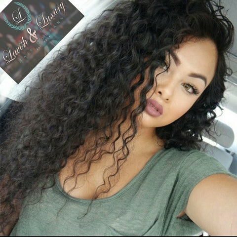 Full Lace Wig-Puerto Rican Curl