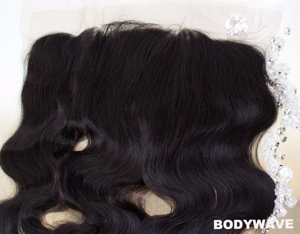 Extended Lace Frontal 13x6