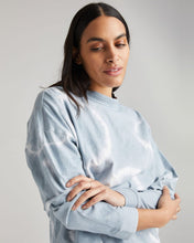 Long Sleeve Relaxed Tee - Mirage Wash