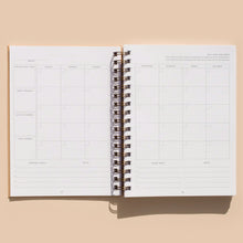 The Self Care Planner - Daily Edition - Stone Grey
