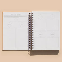The Self Care Planner - Daily Edition - Moon