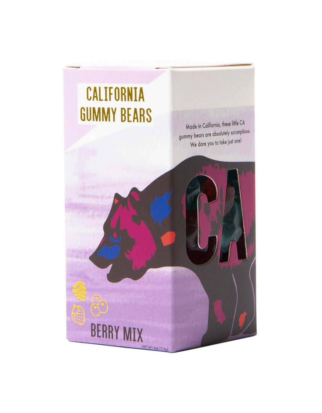 California Gummy Bears - Berry Mix