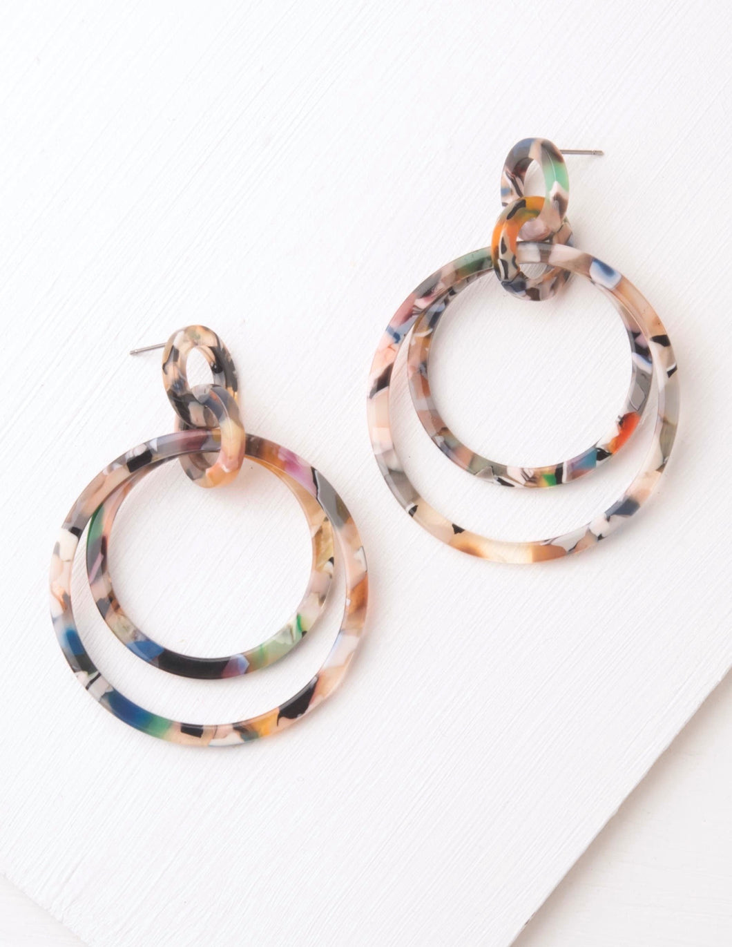 Margot Multi-Colored Earrings