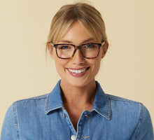 Trek Blue Light Glasses - Tortoise