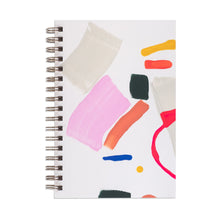 Painted Notebook - Trapeze