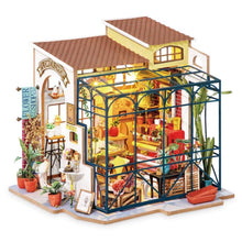 DIY 3D Miniature Kit - Flower Shop