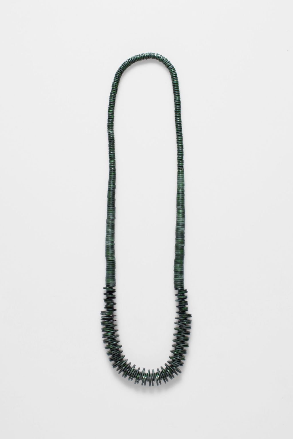 Paz Necklace - Olive