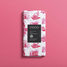 Rose & Black Pepper Dark Chocolate Bar - Limited Edition