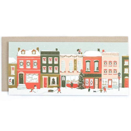 City Sidewalks Card