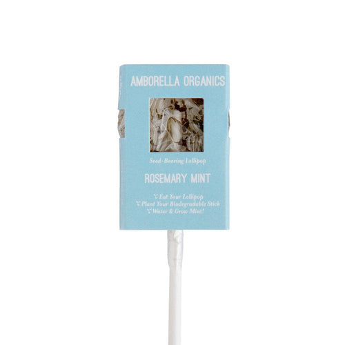 Rosemary & Mint Seed-bearing Lollipop